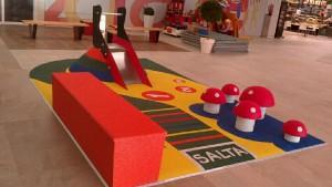 Aménagement espace enfant