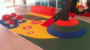 Espace enfant dans votre établissement